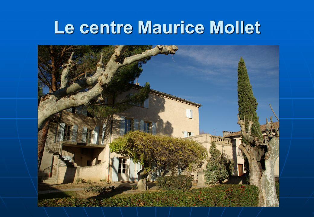 Le centre Maurice Mollet