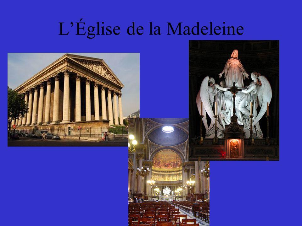 LÉglise de la Madeleine