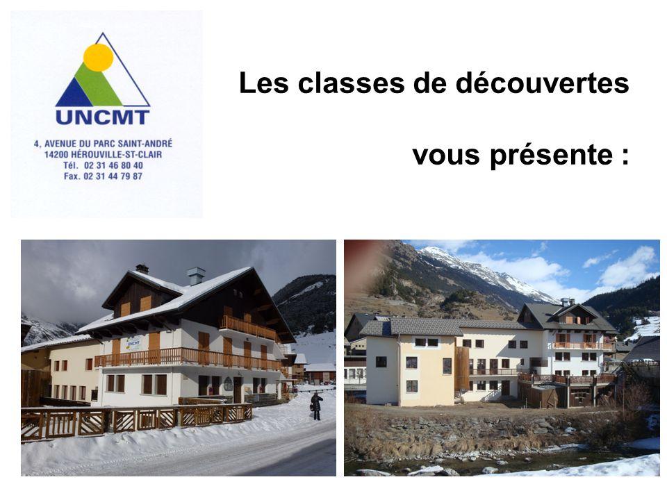 Localisation Les centres se situent au pied du Parc national de la Vanoise : De Tollevast : 1 035 km De St Jean de Maurienne : 46 km