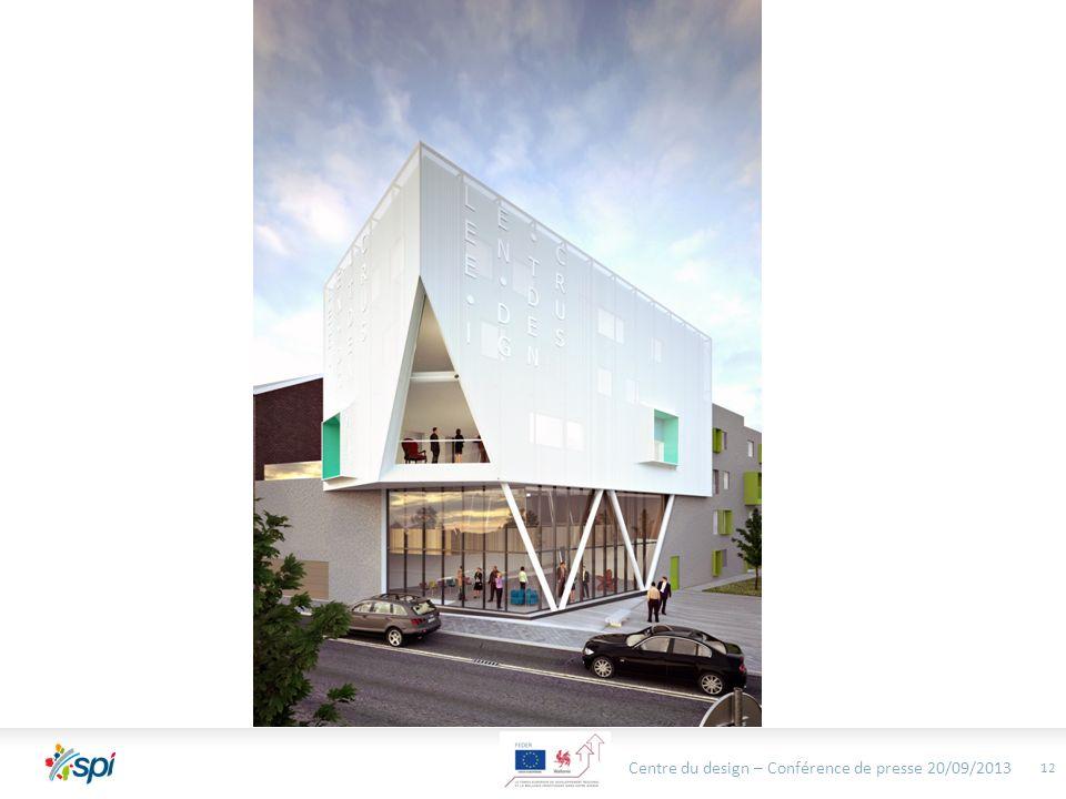 12 Centre du design – Conférence de presse 20/09/2013