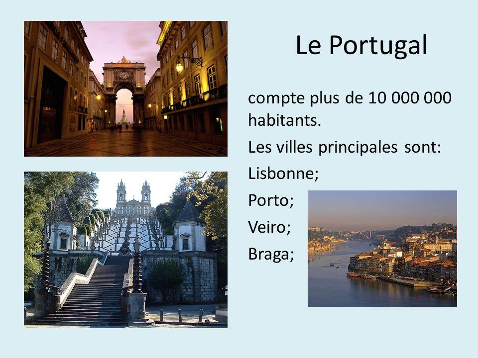 Lisbonne Capitale du pays depuis 1255, est l une des plus vieilles villes d Europe.