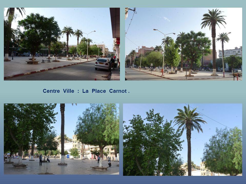 Centre Ville : Glacis Nord : La Coupole.