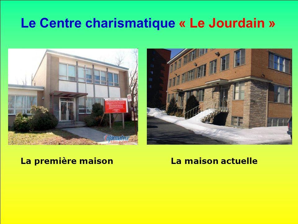 .. 12775, Avenue Allard Montréal-Nord, Qc H1G 6E9 Tél. (514) 648 5111 Fax (514) 648 6262 lejourdain@videotron.ca