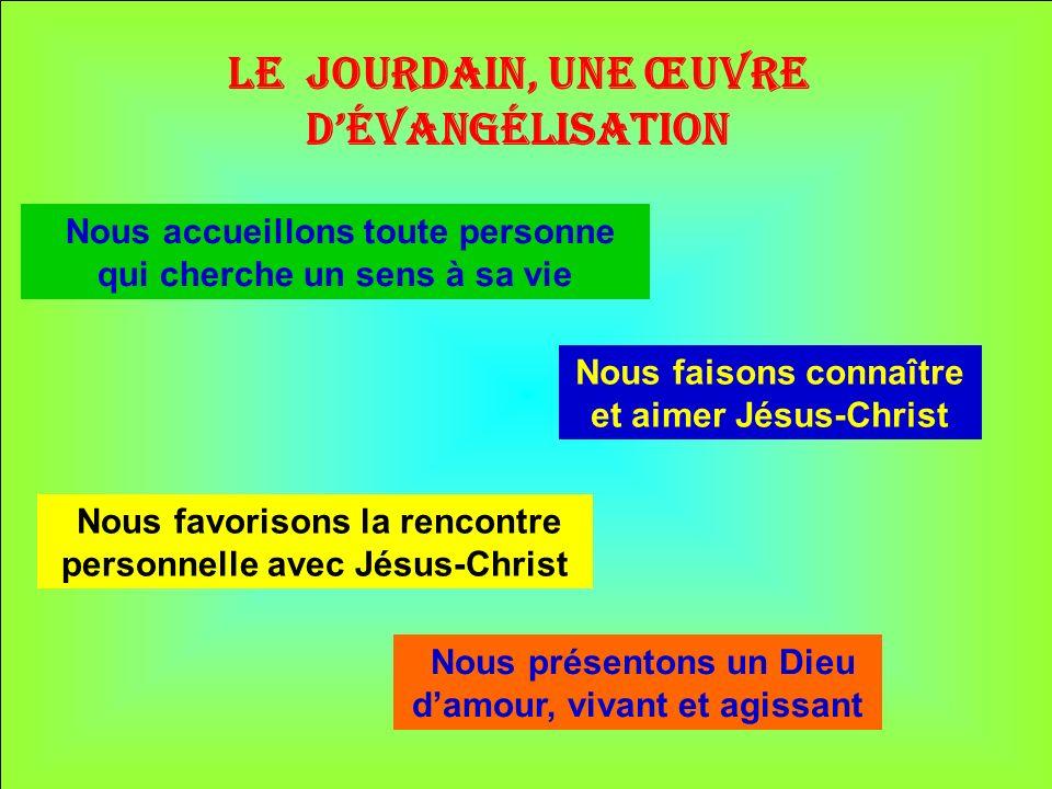 .. Être un lieu déducation de la foi par: les retraites, les séminaires de vie dans lEsprit et de croissance, la prédication de la Parole de Dieu, les