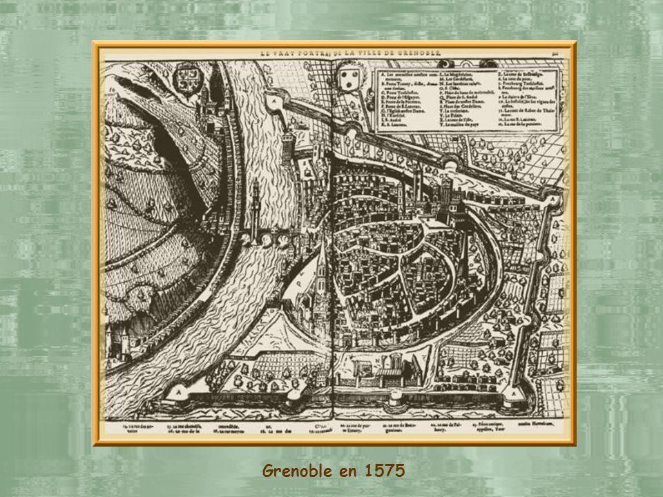 Grenoble en 1575
