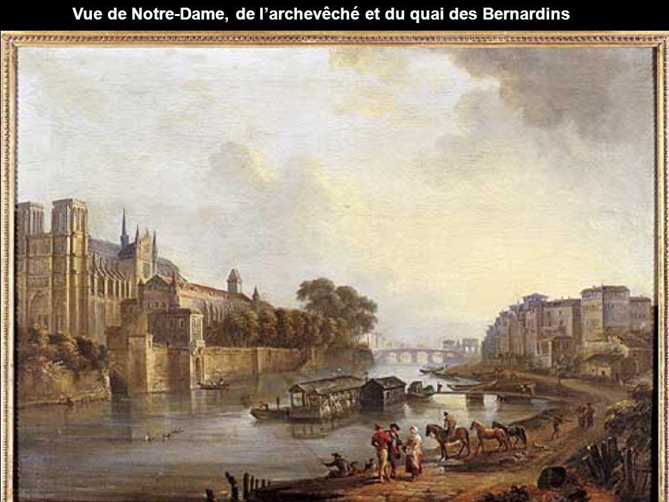 Louis Nicolas de Lespinasse (1734-1808) 1786 dessin au crayon noir et à la plume