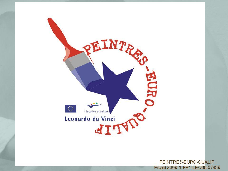 PEINTRES-EURO-QUALIF Projet 2009-1-FR1-LEO05-07439