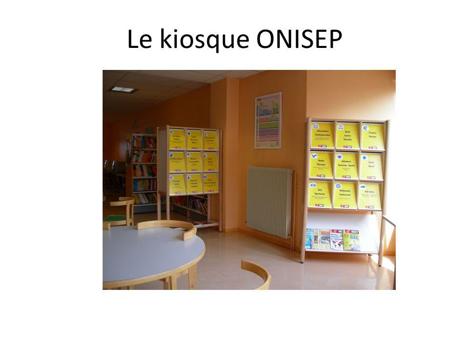 Le kiosque ONISEP