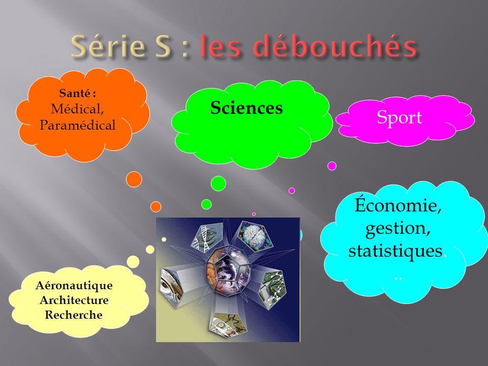 Sport Économie, gestion, statistiques...