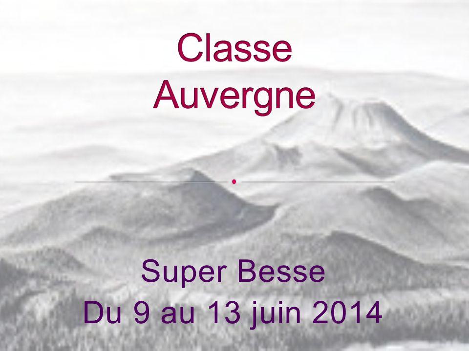 Super Besse Du 9 au 13 juin 2014