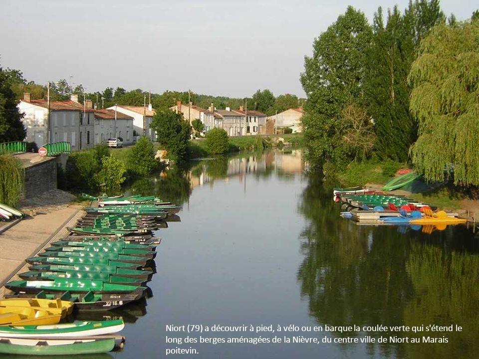 Martigues (13), la Venise provençale en bordure de l'Etang de Berre.