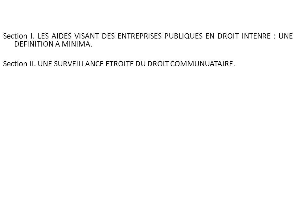 Interdiction et exemptions.Article 87 1.