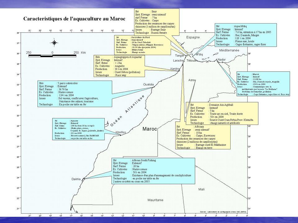 Création de lINRH LInstitut National de Recherche Halieutique (INRH) a été créé en tant quétablissement public autonome, en remplacement de lInstitut Scientifique des Pêches maritimes (ISPM), par le Dahir de création N° 1- 96-98 en date du 29 juillet 1996, publié au bulletin officiel du 7 novembre 1997.