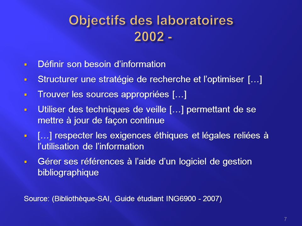 8 Ressources documentaires………………...............2 h Ressources documentaires………………...............