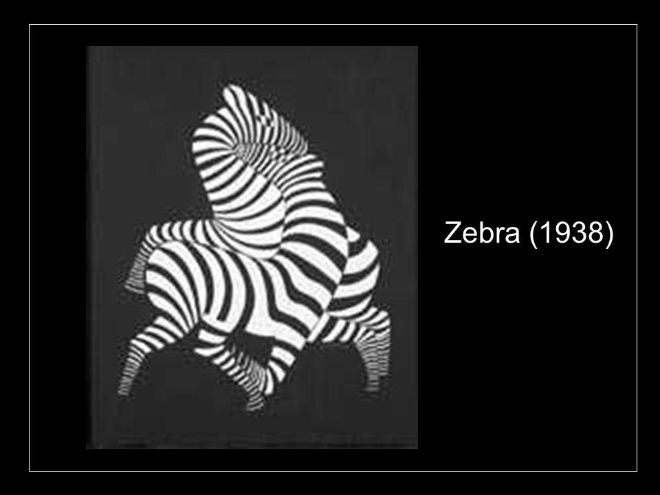 Né à Pécs en Hongrie, il suit une formation en médecine qu'il quitte au bout de deux ans. Il s'intéresse alors à l'art abstrait. En 1930, Vasarely s'i