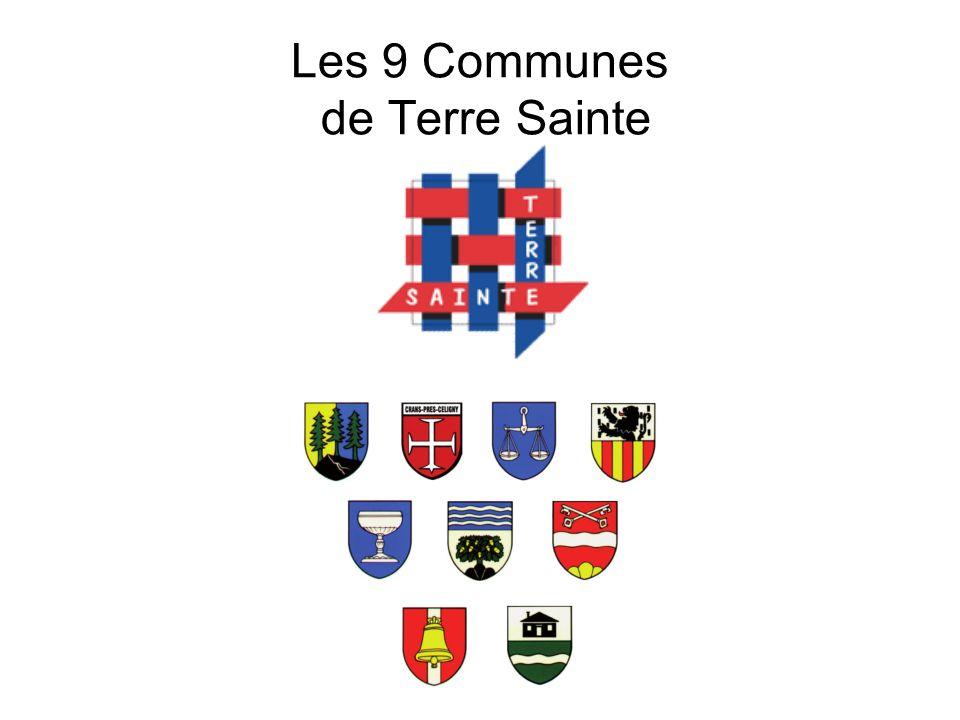 Les 9 Communes de Terre Sainte