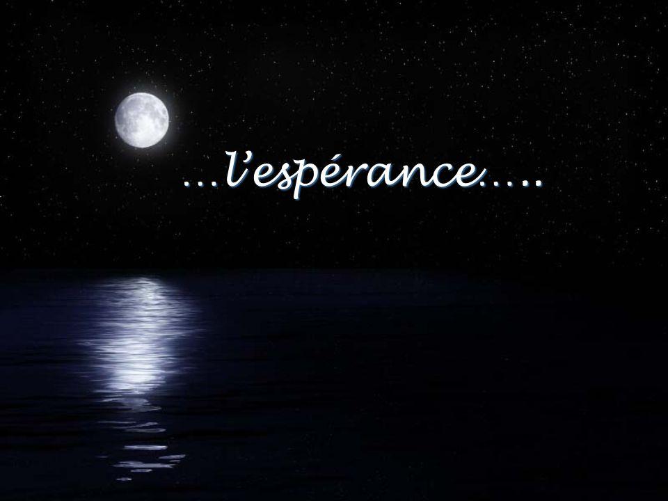 …lespérance…..
