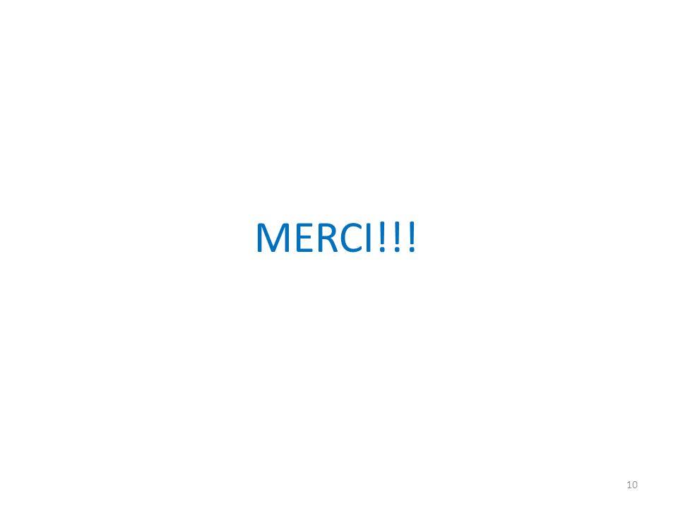 MERCI!!! 10