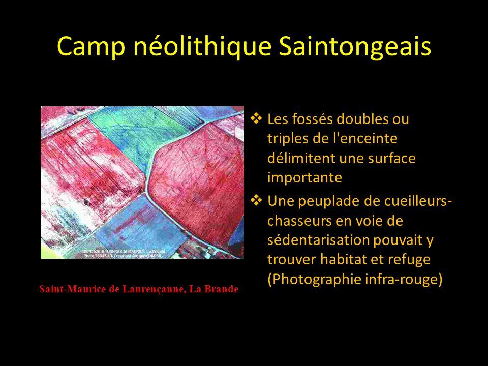 Les époques archéologiques Néolithique Protohistorique Gallo-Romaine Médiévale Moderne