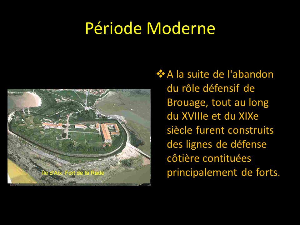 Période Médiévale Pour certaines catégorie de mottes, des superstructures sont encore existantes. Un exemple nous est fourni par la motte de Benon, en