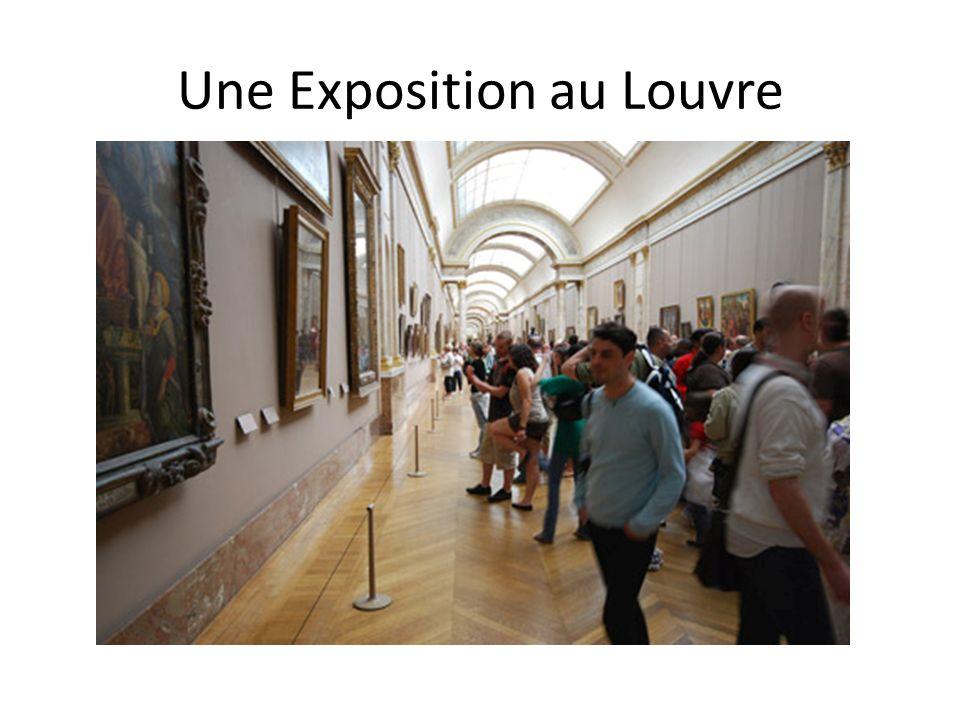 Une Exposition au Louvre