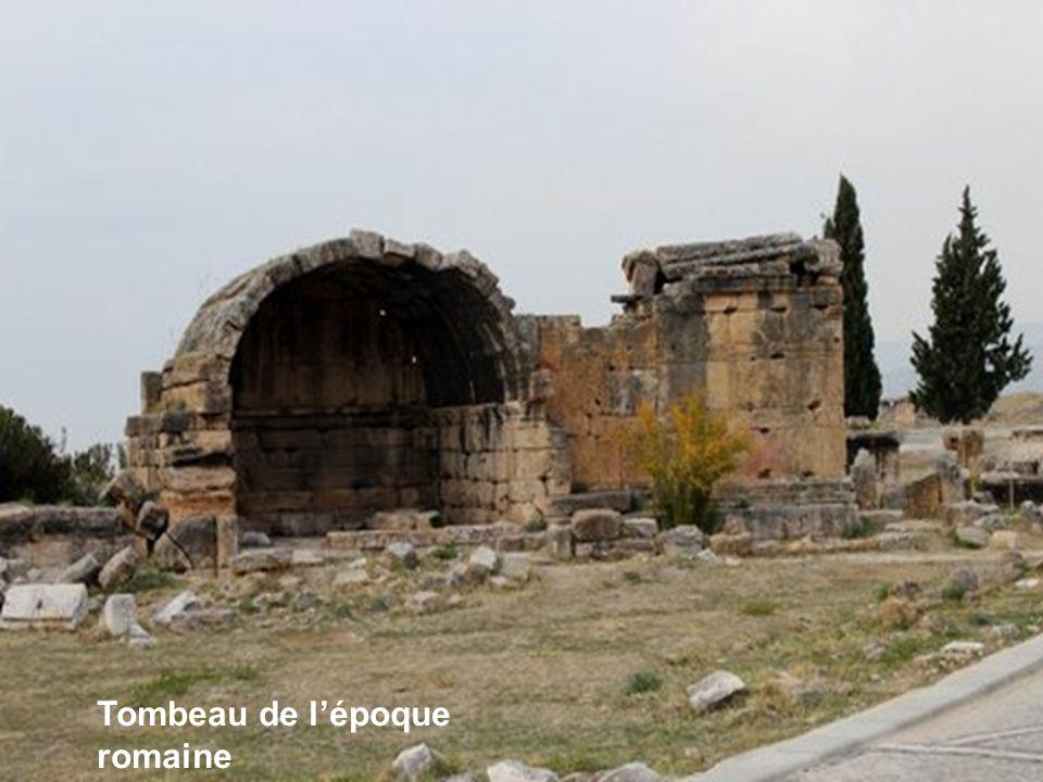 La porte de Domitien