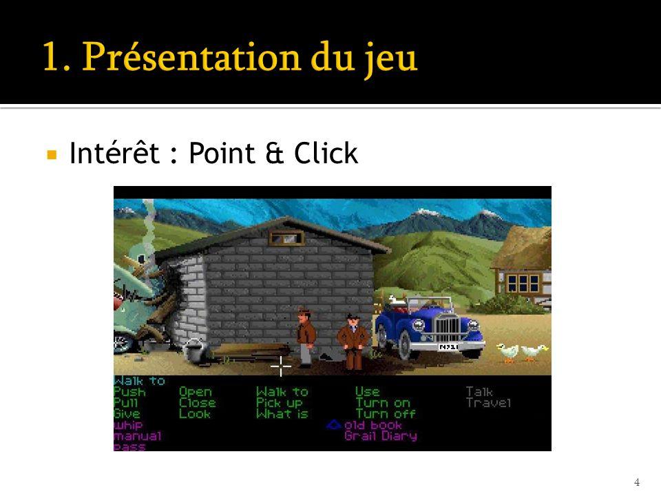 Intérêt : Point & Click 4