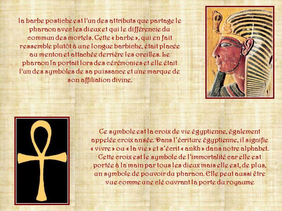 La couronne bleue Khépresh, faussement appelé « casque de guerre », est une couronne bombée bleue, décorée de pastilles (dorées ou bleues) à certaines