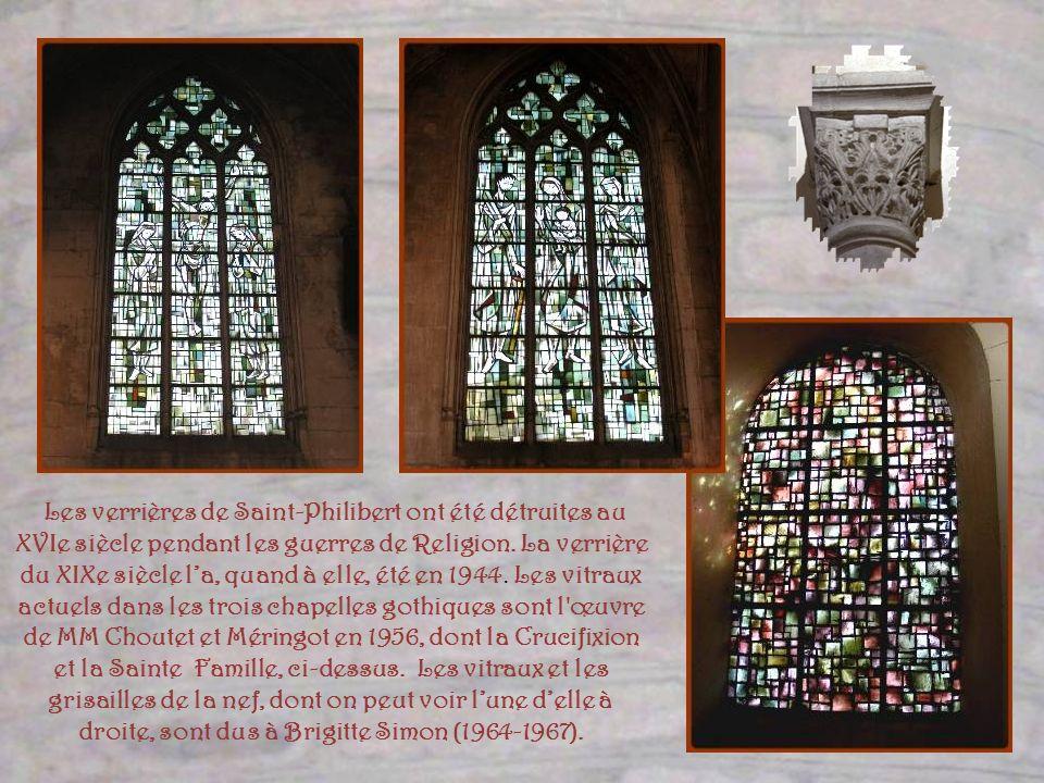 Lorgue baroque du XVIIe siècle est remarquable. « En juillet 1629: le sieur Dejoux, chantre, fait reconnaître lorgue, orgue que par un fait traité ave