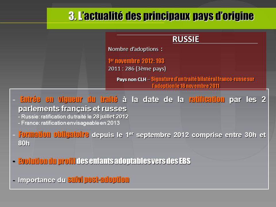 Entrée en vigueurdu traité à la date de la ratification par les 2 parlements français et russes - Entrée en vigueur du traité à la date de la ratifica