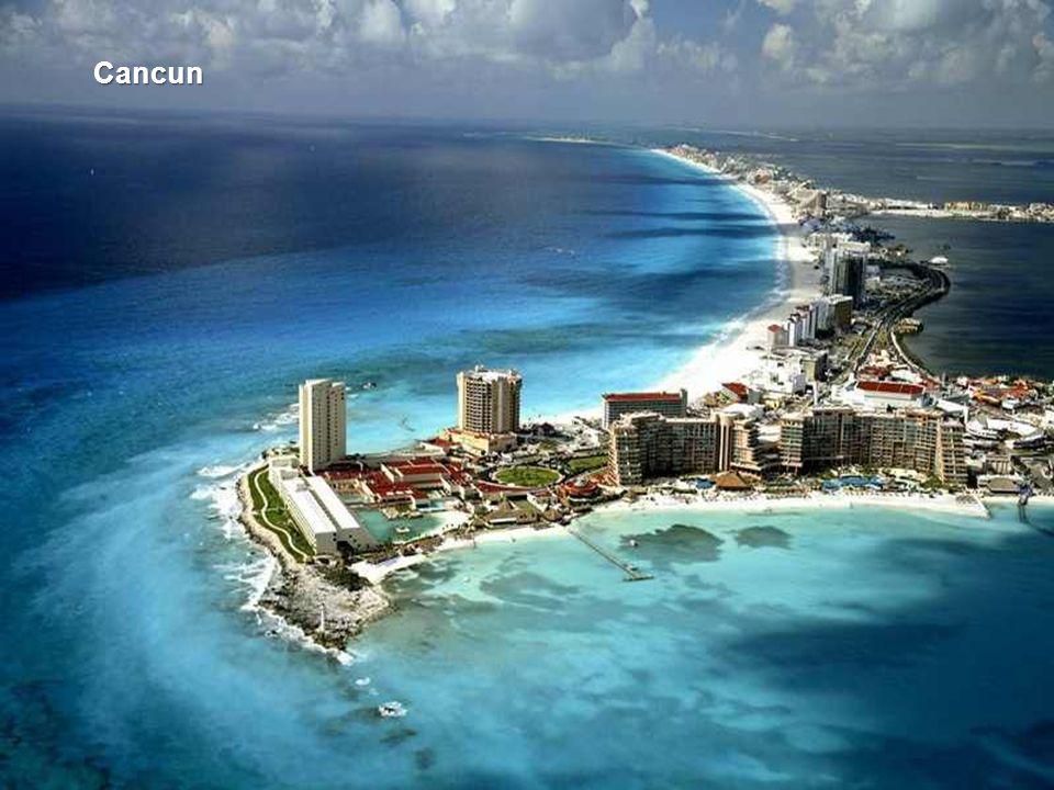 Le Mexique est un pays situé en Amérique du Nord. Il partage des frontières terrestres avec les États-Unis (3 326 km) au Nord et avec le Belize (193 k
