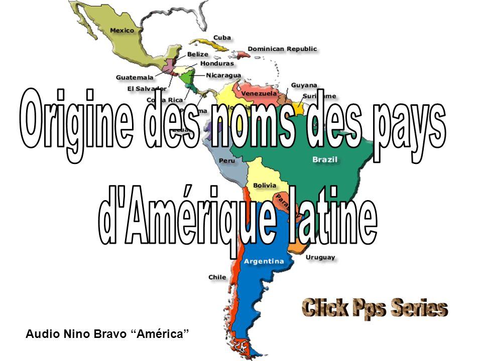 Audio Nino Bravo América