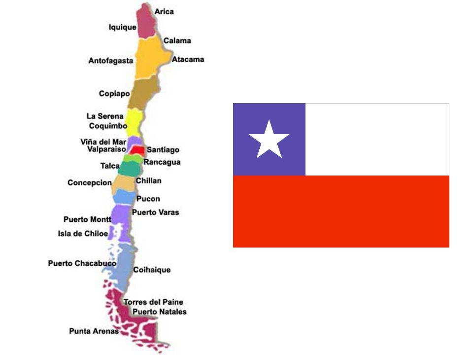 Les Indiens appelaient cette région du nom de tchili Aymara, le sens des mots autochtones de neige »ou« fin du monde »(Finis Terrae). Chili