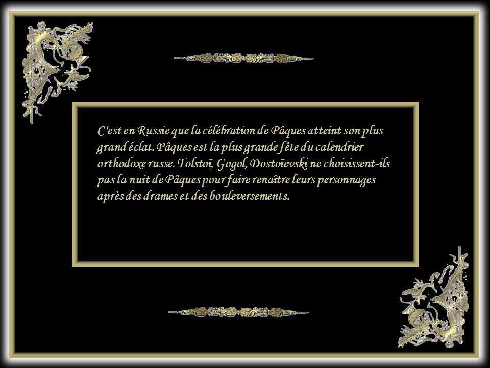 Fabergé a-t-il créé des œufs uniquement pour la famille du Tsar.