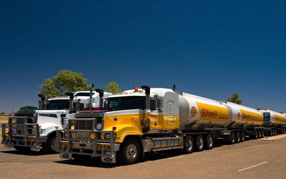 L Australie a les plus grands véhicules et les plus lourds dans le monde, avec quelques configurations en tête de près de 200 tonnes.