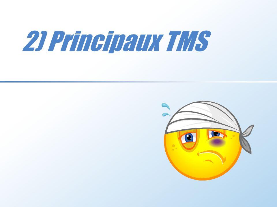 2) Principaux TMS