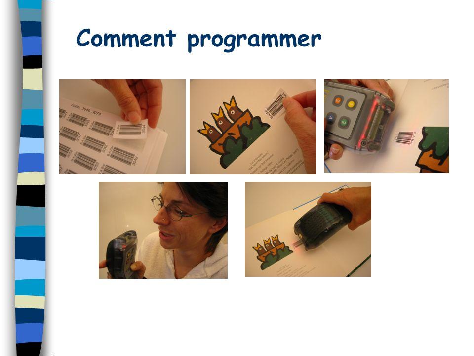 Comment programmer n