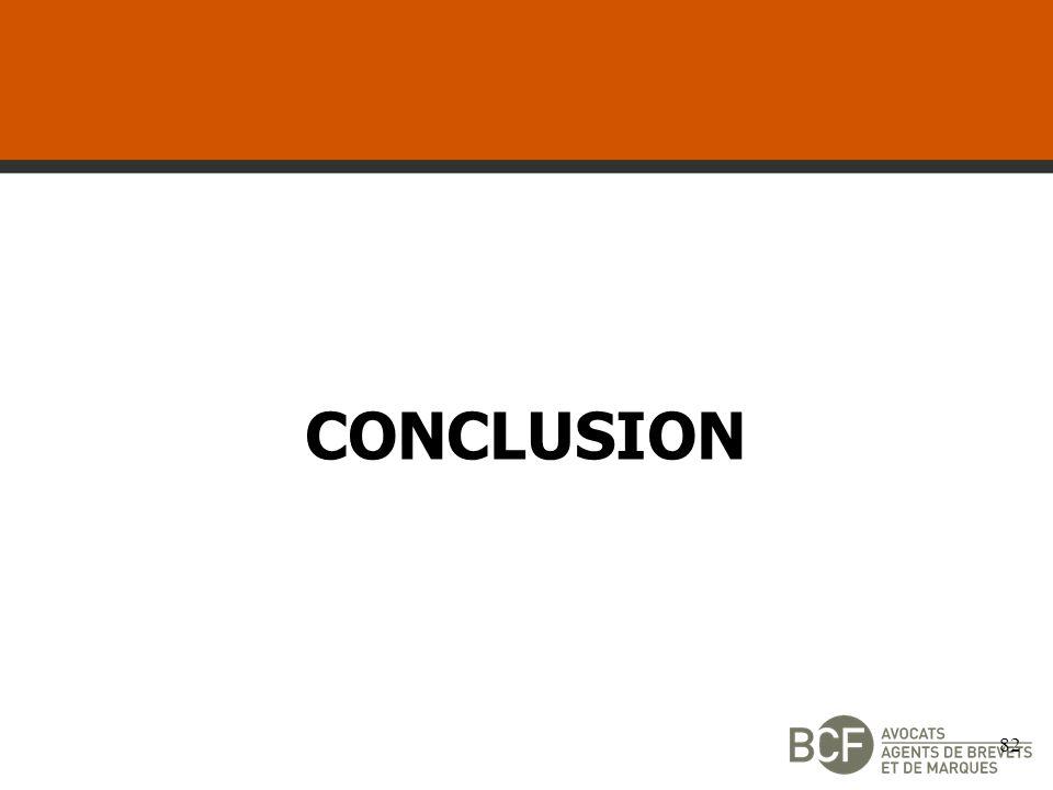 CONCLUSION 82