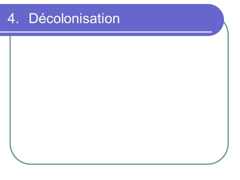 4.Décolonisation