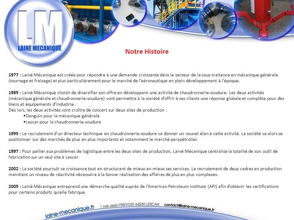 Nos fabrications (suite) Table élévatrice PCC Echantillonneur Euralis Disqueuse Baker-Hughes