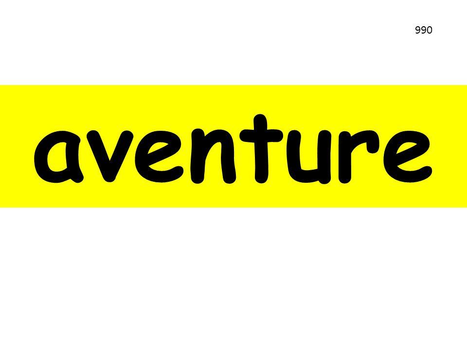 aventure 990