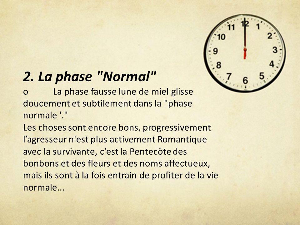 2. La phase