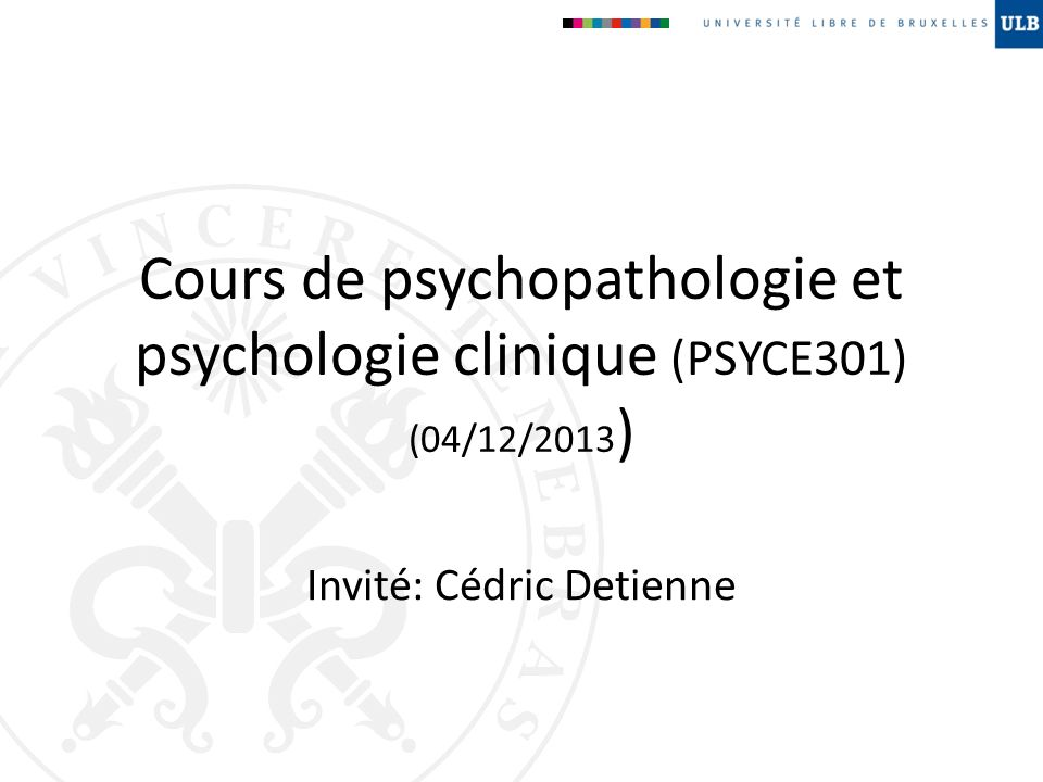 DSM-IV (1994) Autistic Disorder (Suite) Source: American Psychiatric Association.