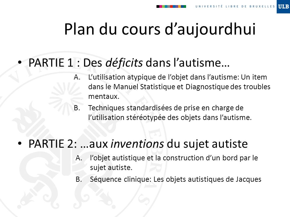 DSM-V (2013) Pervasive developmental disorders Autism Spectrum Disorder A.