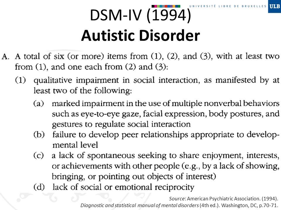 Lobjet autistique Tustin (1.
