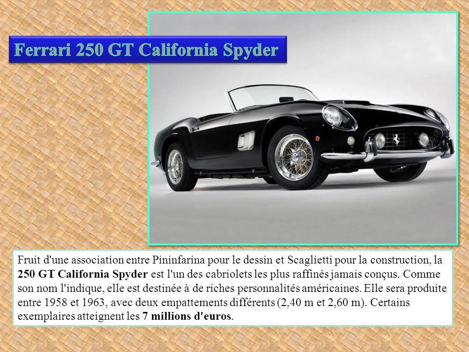 La Bugatti Type 57 est souvent considérée comme l un des modèles les plus importants de l histoire du constructeur.