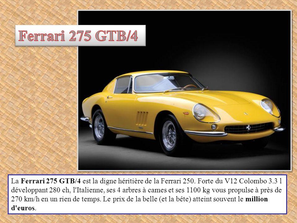Née en 1974, la Lamborghini Countach sera produite jusqu en 1990.