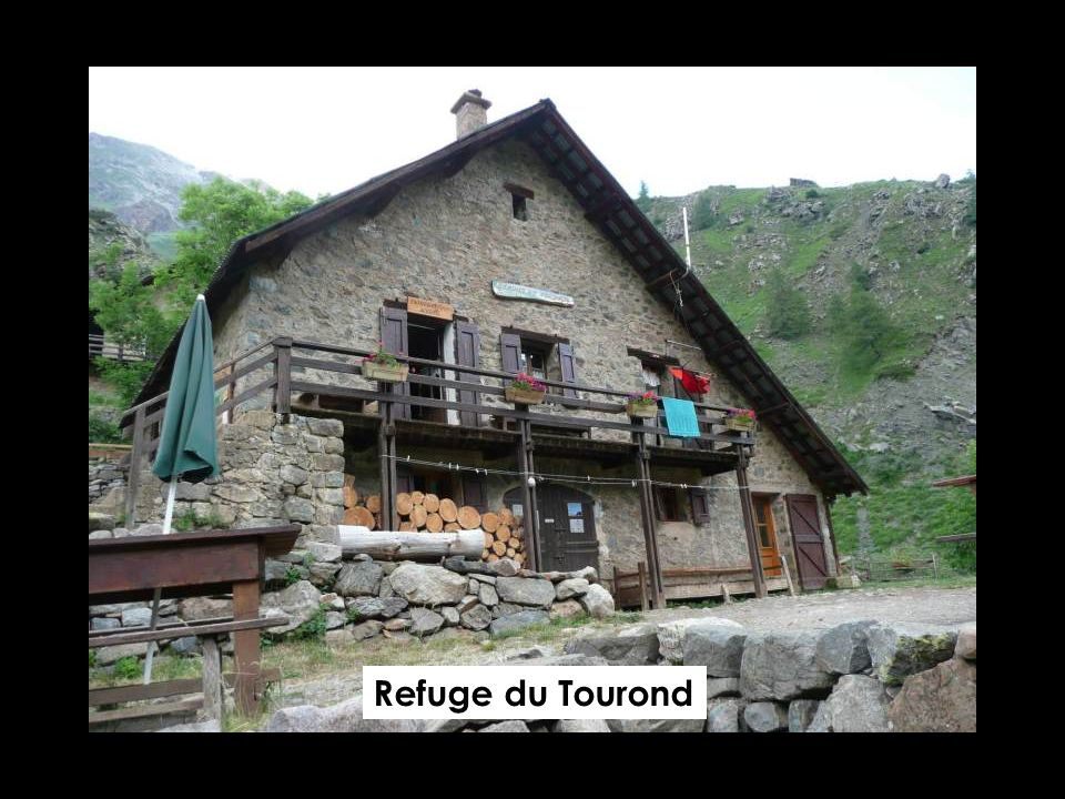Refuge du Tourond