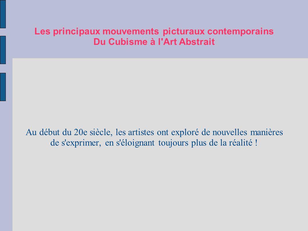 Le Cubisme Des formes géométriques Georges Braque, « Le Viaduc à L Estaque »