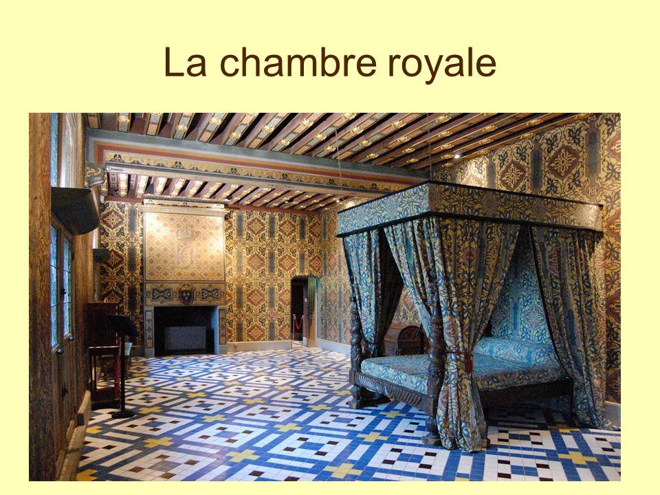 La chambre royale